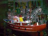 barco de pesca - foto