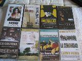 VHS 16 peliculas, impecables - foto