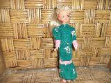muñeca chabel del oeste de colección - foto