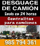 CENTRALITA CAMIONES GARANTIZADAS - foto
