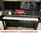 Vendo piano yamaha U3 renovado certifica - foto