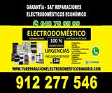 Reparación electrodomésticos Madrid 24h - foto