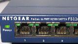 Netgear Prosafe 16 port 10/100 Fs116 - foto