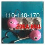 Molde señuelos zoka ball - foto