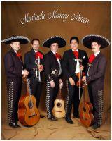 mariachi en tenerife mencey azteca - foto