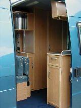 Homologación vehículos vivienda, camper - foto