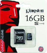 Tarjetas de memoria nuevas 4-8-16-32 GIG - foto