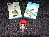 Muñeco SUPER CHARLY + 2 Cajas - foto