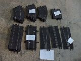 scalextric lote de pistas 58 pistas - foto