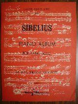 Sibelius piano album - foto