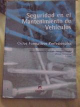 LIBRO DE SEG.  EN EL MANT.  DE VEHÍCULOS - foto
