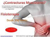 Fisioterapia par contracturas desde 30€ - foto