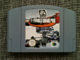 F-1 WORLD GRAND PRIX de Nintendo 64 - foto