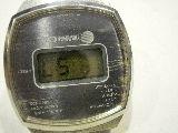 Trafalgar reloj acero digital vintage - foto