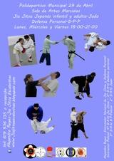 Jiu Jitsu japonés infantil y adulto - foto