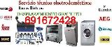 Tecnico lavadoras 691672428 - foto