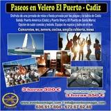 Alquiler de velero para solteras Cadiz - foto
