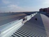 Fabricante aireadores ventilación naves - foto