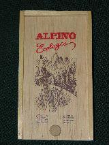 Pinturas Alpino en caja de madera - foto