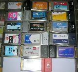 pcmcia tarjetas diversas - foto