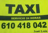 taxi 24 horas najera - foto