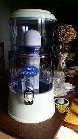 Filtro purificador de agua - foto