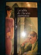 TABLA D FLANDES D ARTURO PÉREZ-REVERTE - foto