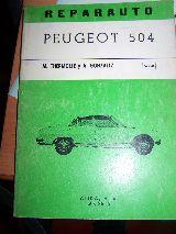 LIBRO PEUGEOT 504 - foto