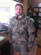 chaqueta militar - foto