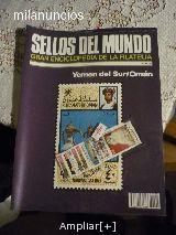 sellos del mundo -urbiÓn y orbis-fabbra - foto