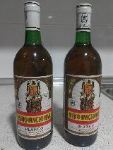vino nacional blanco falange - foto