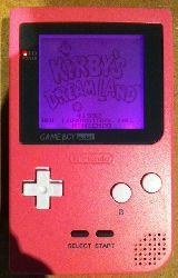 Game Boy Pocket Retroiluminada - foto