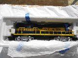 Locomotora lionel  alaska escala 0 - foto