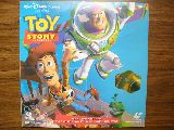 LASER DISC TOY STORY