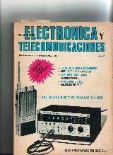 Colección revista ELECTRÓNICA - foto