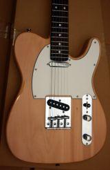 Guitarra elÉctrica como telecaster - foto