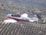 Avion  biplaza - foto