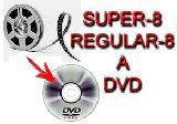 super 8 regular 8 a DVD precio economico - foto