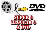 Super 8 y Normal 8 a dvd precio economic - foto