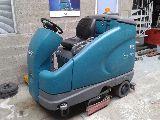 Alquiler maquinaria limpieza - foto
