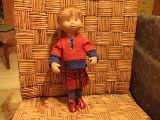 muñeca mariquita perez model mide 30 cm - foto