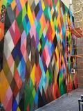 Graffiti, murales, rotulos, publicidad - foto