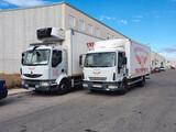 Transporte y Almacenamiento mercancias - foto