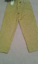 --// pantalon    de niña talla 3 años - foto
