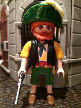 Pirata de playmobil - foto