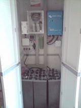 Regeneración de baterias. - foto