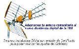Antenista RADIOSANCHEZ dividendo digital - foto