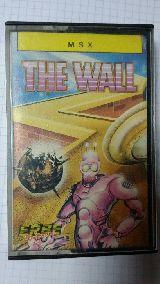 juego cassette msx - the wall - foto