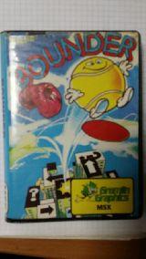 Juego cassette msx - bounder - foto
