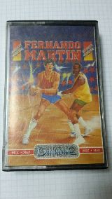 Juego cassette MSX. FERNANDO MARTIN - - foto
